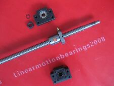 1 anti backlash ballscrew RM1605-900mm-C7 + BK/BF12