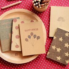 Classical with vintage pattern front page paper notebook/ handbook