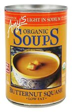 Amy's - Organic Low Sodium Soup Butternut Squash - 14.1 oz.