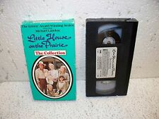Little House on the Prairie VHS Video Out of Print The Collection Episode