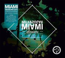 VARIOUS/MILK & SUGAR (MIXED BY) - MIAMI SESSIONS 2015 2 CD NEU