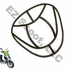 HEADLIGHT GRILL COVER GUARD MESH GRILL GY6 CHINESE SCOOTER BAOTIAN BT49QT-7A4