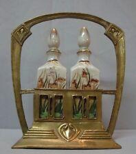 ol ol Gewurze Art Deco Stil Art Nouveau Jugendstil Stil Porzellan Bronze