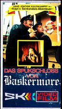 """VHS - """" Das Spukschloss von BASKERMORE """" (1974) - Hans-Joachim Kulenkampff"""