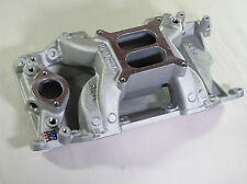 NEW IN THE BOX Edelbrock 7576 RPM Air Gap 340/360 Intake Manifold
