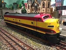 MTH PREMIER KANSAS CITY SOUTHERN E-8 A UNIT FROM 20-2207-1 SET NON POWERED-