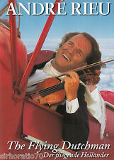 André RIEU The Flying Dutchman DVD - All Zone - Andre
