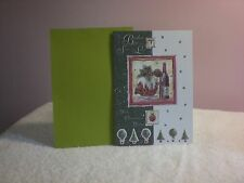 For Arts Sake - Christmas Card to Brother & Sister-in-law