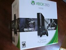BRAND NEW XBOX 360 500GB 2014 Holiday Value bundle w/ two Call of Duty games