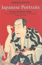 Japanese Portraits: Pictures of Different People (Tuttle Classics), Richie, Dona