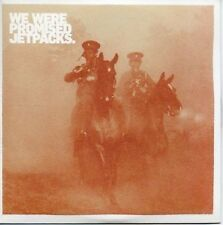 (AA776) We Were Promised Jetpacks, It's Thunder...DJ CD