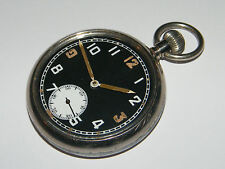 Military,Militär,WW,Beobachtungsuhr,?,Pocket Watch,TU,Montre,Orologio,RaRe!