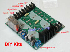Amplifier Dual Power Supply Module W/ C1237 Speaker Delay Protection Board Kits