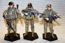 1:18  Ourwar U.S Marines Ranger Figure Soldier Squad Leader Platoon Set of 3