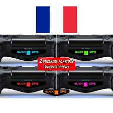 stickers black ops 3 bo3 call of duty lightbar manette ps4 led controller ps4