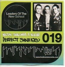 (433K) Wilson, Smallwood & Ingram, Perfect Sunri- DJ CD