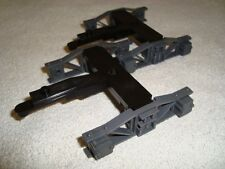 LGB 67402 ARCHBAR US STYLE 4 AXLE TRUCK FRAME PARTS SET OF 2 PIECES BRAND NEW!!!