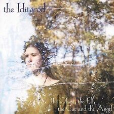 The Iditarod - The Ghost, the Elf, the Cat, and the Angel (Bluesanct) CD