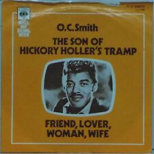 """OC SMITH 'THE SON OF HICKORY HOLLER'S TRAMP' UK PICTURE SLEEVE 7"""" SINGLE"""