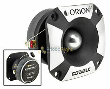 "Orion CTW200 260W Watt Max 3.7"" Cobalt Bullet Super Tweeter Single Each"