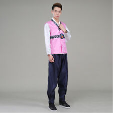 Korean Hanbok Man Korean Traditional Clothing Korean National Costumes