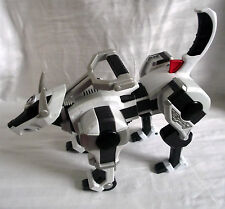 POWER RANGERS SPD R.I.C POLICE DOG / MORPHS INTO LARGE GUN / RARE