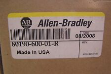 NEW ALLEN BRADLEY 80190-600-01-R OPTICAL INTERFACE BOARD FACTORY SEALED!