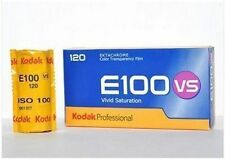 5 rolls Kodak Ektachrome E100VS 120 Slide Film New EXPIRED 2014 Limited Stock