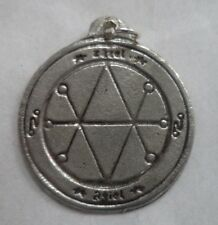 Saturn Seal of Protection Amulet / Talisman (Wicca Pagan Ritual Magick)