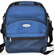 CPAP Machine Case Bag Backpack For Storage Travel ResMed Blue Excellent Large S7