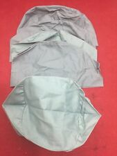 NEW LOT OF 5 Cloth Surgical Operating Cap Green Large