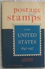 Postage Stamps Of The United States 1847-1957 Post Office Dept Publication