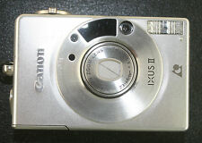CANON IXUS II APS COMPACT FILM CAMERA USED