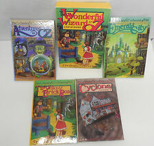 The Wonderful Wizard of Oz Boxed Set 4 Pop-Up Books Treasury Collection