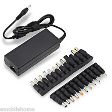 Universal 90W Power Charger Adapter AC 19V / 4.74A + Detachable Plugs for Laptop