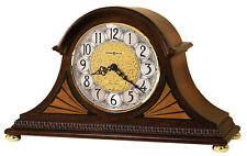 "630--181 ""GRANT""  MANTEL CLOCK WITH WINDSOR CHERRY - HOWARD MILLER CLOCK COMPANY"