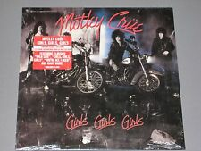 MOTLEY CRUE Girls, Girls, Girls 180g LP cut from orig Analog Master Tape New