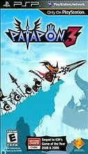 Patapon 3 (Sony PSP, 2011) Complete