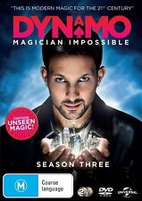 Dynamo Magician Impossible: Season 3 NEW R4 DVD