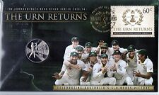 2014 The Urn Returns Ashes Victory Limited Edition PNC, Number 5538/7500, New