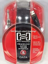 Hosa Technology - USQ-110 -Tracklink Guitar To USB Interface DATA Cable - 10 ft.