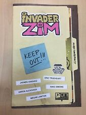 INVADER ZIM # 0 - LCSD LOCAL COMIC SHOP DAY VARIANT - ALIEN CONSPIRACY - ONI NEW