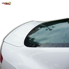Painted AUDI A4 B7 4D Saloon Rear Trunk Boot Lip Spoiler Wing 2005-2008 ☆