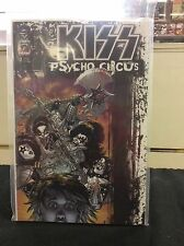 Kiss Psycho Circus Second Issue First Printing Comic Book