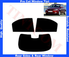 Pre Cut Window Tint Chevrolet Lacetti 5D 05-12 Rear Window & Rear Sides AnyShade