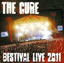 Cure - Bestival Live 2011 (2011, CD NEUF)