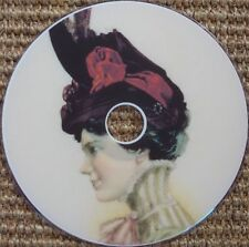 Vintage How to make Hats Millinery patterns bows design instructions Lessons CD