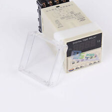 LED Digital Display Relay Module Adjustable Double Time Relay Timer 24~240VAC