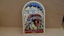 Green Mill Brewery Chief Beer Pump Clip face Bar Collectible 46