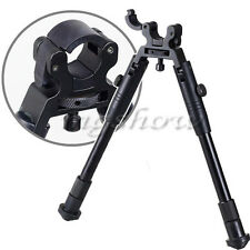 GunTuff Clamp On BIPOD Airgun Air Rifle Gun .22 Fold Up Shooting Hunting Target